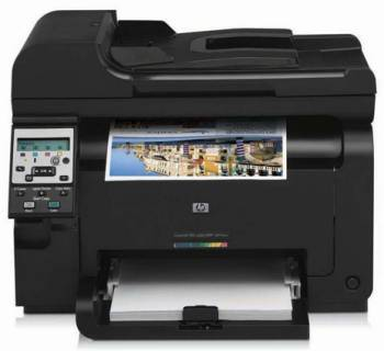 МФУ HP Color LaserJet MFP M175nw CE866A