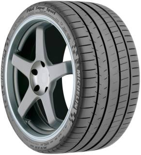 Шина Michelin Pilot Super Sport 255/35 ZR19 96Y XL