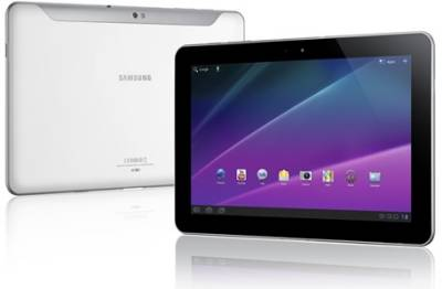 Планшет Samsung Galaxy Tab P7300 16GB Pure white GT-P7300UWA