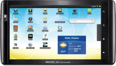 Планшет Archos 101 IT 16Gb Black 501594
