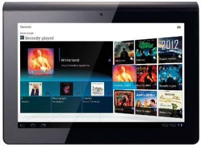 Планшет Sony Xperia Tablet S1 T111 9.4 16GB Black SGPT111