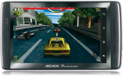 Планшет Archos 70 IT 8Gb Grey-Silver 501582