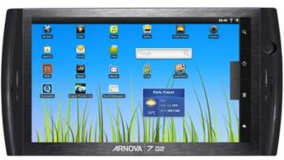 Планшет Archos Arnova 7 G2 8GB Black 501780