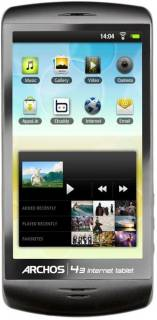 Планшет Archos 43 IT 8Gb Black 501574