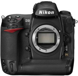Фотоаппарат Nikon D3X BODY VBA190AE