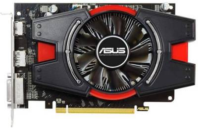 Видеокарта ASUS Radeon HD 6670 1Gb EAH6670/G/DIS/1GD5