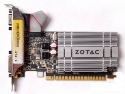 Видеокарта ZOTAC GeForce  210 1Gb ZT-20313-10L