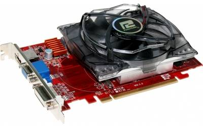 Видеокарта PowerColor Radeon HD5670 1Gb AX5670 1GBK3-HV4