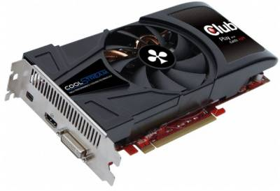 Видеокарта Club-3D Radeon HD6790 1024Mb CGAX-67924