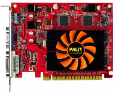 Видеокарта Palit GeForce GT 430 NE5T4300HD51