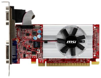 Видеокарта MSI GeForce GT 520 N520GT-MD2GD3/LP
