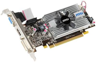 Видеокарта MSI R6570-MD2GD3/LP 602-V250-Z05