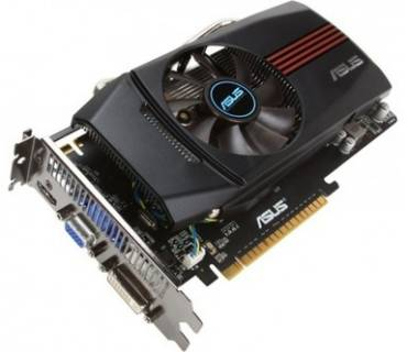 Видеокарта ASUS GeForce GTX550 1GB ENGTX550 TI DI/1GD5