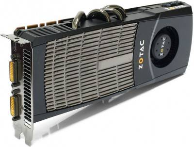 Видеокарта ZOTAС GeForce GTX 570 1280Mb ZT-50205-10P