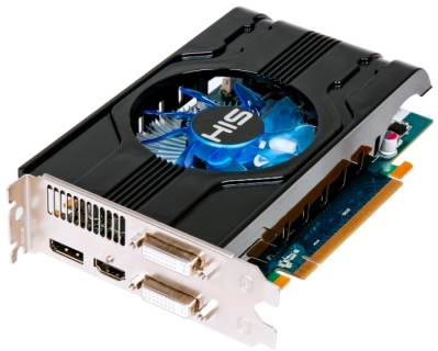 Видеокарта HIS Radeon HD 6770 1024Mb H677FN1GD