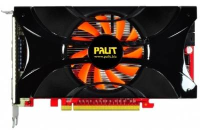 Видеокарта Palit GeForce GTX460 1024M NE5X4600HD09-1142F