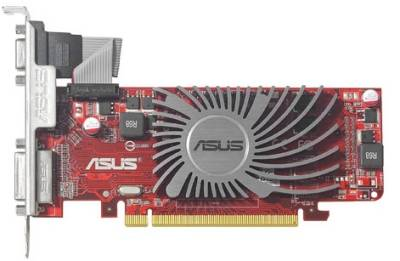 Видеокарта ASUS Radeon HD 5450 512MB EAH5450 SILENT/DI/512MD3/MG(LP)
