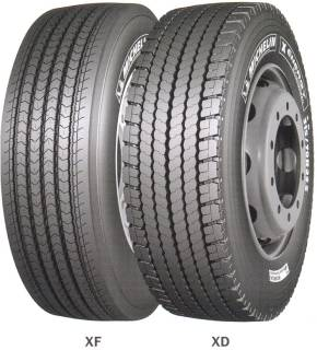 Шина Michelin X Energy SaverGreen XF 315/70 R22.5 156/150L