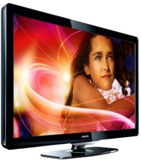 Телевизор Philips 47PFL4606H/58 Black