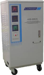 Стабилизатор Luxeon A3S-45KVA A3S-45KVA SERVO LCD