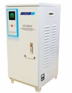 Стабилизатор Luxeon A1S-20KVA A1S-20KVA SERVO LCD