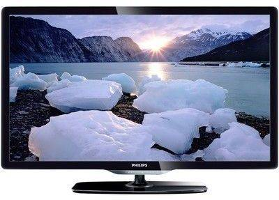 Телевизор Philips 32PFL5406H/58 Black
