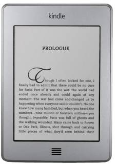 Электронная книга Amazon Kindle Touch Kindle 4 Touch Wi-Fi