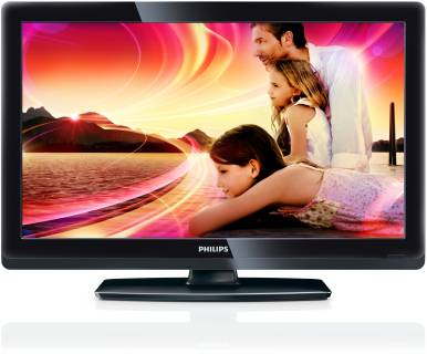 Телевизор Philips 19PFL3606H/58 Black