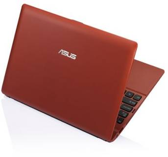 Ноутбук ASUS X101H X101H-RED054G