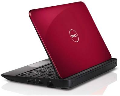 Ноутбук Dell Inspiron 1018 1018N455X2C320BW6Lred