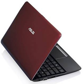 Ноутбук ASUS Eee PC 1015PX 1015PX-RED025W
