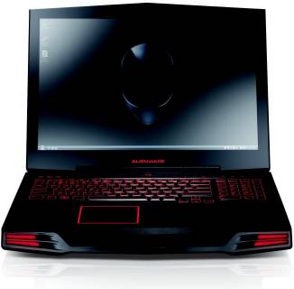 Ноутбук Dell Alienware M17x 210-34924-Black