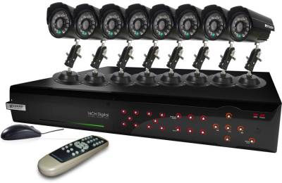 Видеорегистратор KGUARD Network DVR Combo Kit KG-CA108-H03
