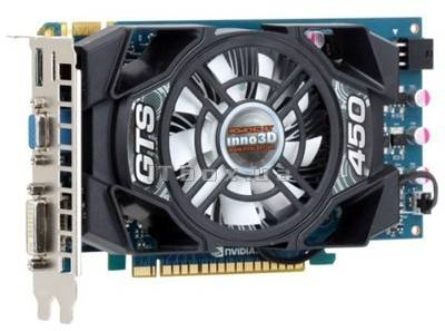 Видеокарта Inno3D Geforce GTS450 1024MB N450-2DDV-D3CX