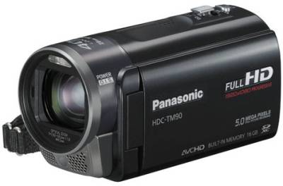 Видеокамера Panasonic HDC-TM90K-