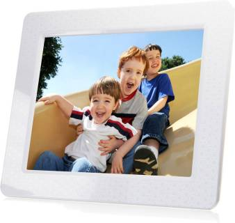 Фоторамка Transcend Photo Frame 830 white TS4GPF830W
