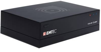 HD Media Player EMTEC MOVIE CUBE R-Q800 EKHDD750Q800