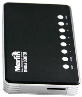 HD Media Player Merlin USB TO TV PRO 2302144499718