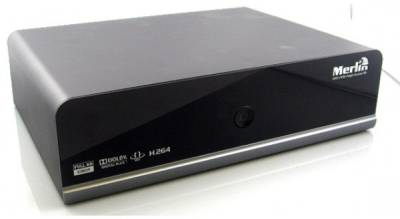 HD Media Player Merlin MEDIA PLAYER (NO HDD) 15052006353531