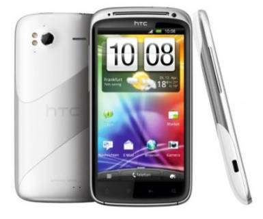 Смартфон HTC Sensation Z710e White EU