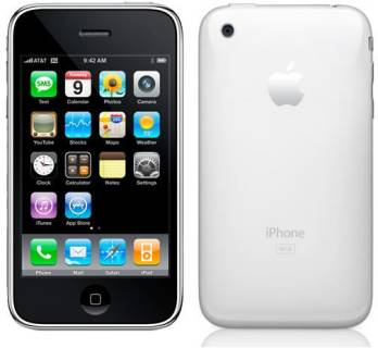 Смартфон Apple iPhone 3Gs 32Gb White