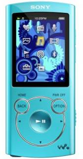 MP3 плеер Sony Walkman NWZ-S763 4GB Blue NWZS763L.CEV