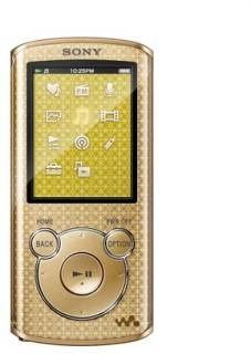 MP3 плеер Sony Walkman NWZ-E464 8GB Gold NWZE464N.CEV
