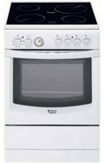 Плита Hotpoint-Ariston CE 6V M3 (W)R/HA
