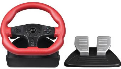 Игровой контроллер Speed Link PC Carbon GT Racing Wheel SL-6694-SRD