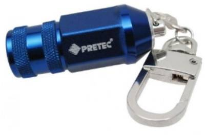 Флеш-память USB Pretec i-Disk Racing Nut 8Gb Blue RAN08G-B