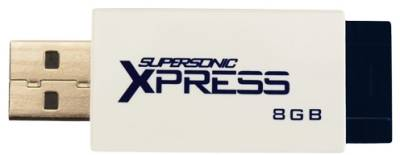 Флеш-память USB Patriot SUPERSONIC Xpress 8GB PSF8GXPUSB