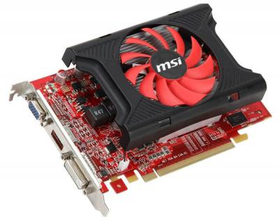 Видеокарта MSI Radeon HD6670 1024Mb R6670-MD1GD3