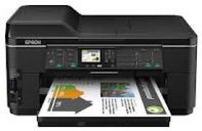 МФУ Epson WorkForce WF-7515 C11CA96311