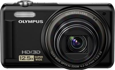 Фотоаппарат Olympus VR-330 VR-330 Black 2xLi-42B KIT